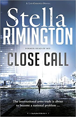 Close Call: A Liz Carlyle Novel