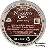 keurig pods newmans own - Newman's Own Special Blend Coffee, Medium Roast Coffee K-Cup Portion Pack for Keurig K-Cup Brewers (Pack of 80, net wt. 32.1 oz.)