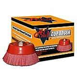 Al's Liner ALS-CB6 6-Inch Nylon Cup Brush