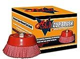 Al's Liner ALS-CB6 6'' Nylon Cup Brush