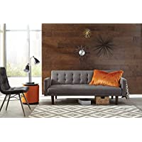 Scott Living 360010 Skyler Sofa Bed, Grey