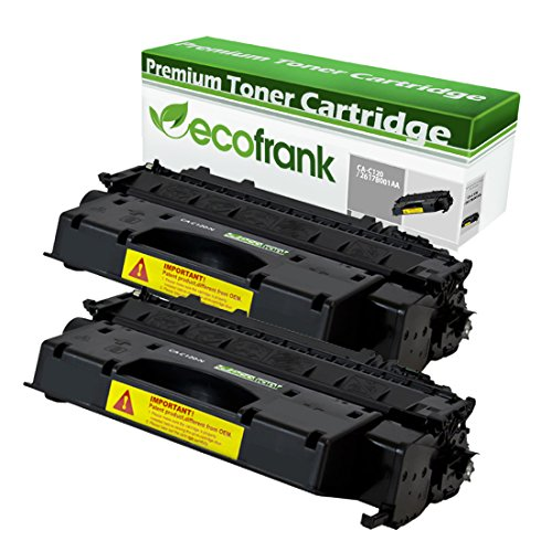 EcoFrank Compatible Toner Cartridge Replacement for Canon...