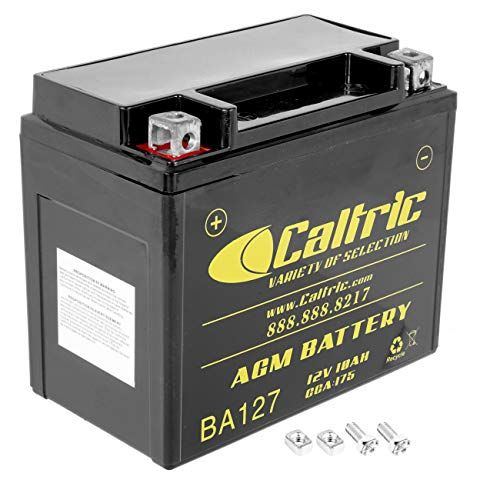 Caltric compatible with Agm Battery Can-Am Ds 250 Ds250 Ds-250 2X4 2006-2016