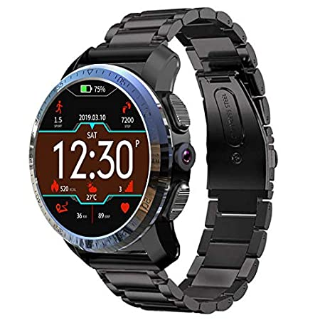 ZLOPV Pulsera smartwatch Men Android7.1.1 3GB 32GB 800mAh ...