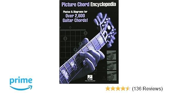 Picture Chord Encyclopedia Photos Diagrams For Over 2 600 Guitar