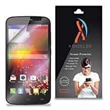 XShields© (3-Pack) Screen Protectors for Alcatel OneTouch Pop Icon OT-7040T (Ultra Clear)