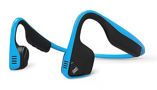 65 opinioni per AfterShokz Trekz Titanium Bone Conduction Cuffie Audio Bluetooth a Conduzione