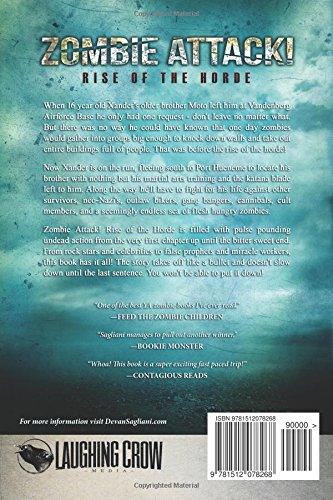 Zombie Attack! Rise of the Horde: Volume 1: Amazon.es: Devan ...