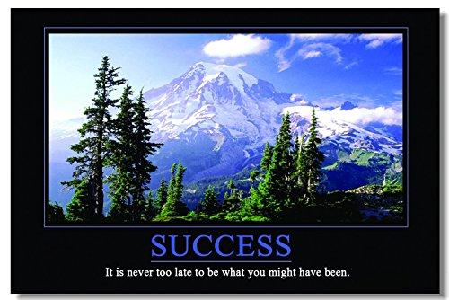 success posters