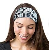 RiptGear Headband - Mosaic Black