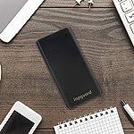 Lapguard 10000 mAh Lithium Polymer Power Bank LG514 (Black)