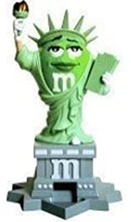 M&Ms World Statue of Liberty Candy Dispenser New