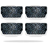 Skin For Blade Chroma Drone Battery (4 pack) – Compass Tile | MightySkins Protective, Durable, and Unique Vinyl Decal wrap cover | Easy To Apply, Remove, and Change Styles | Made in the USA