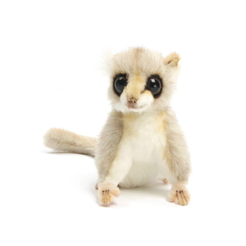 Naughty baby Simulation Plüschtier Tier Maus Maus Lemur Niedlich Niedlichen Plüschpuppe Mädchen Kinder Spielzeug