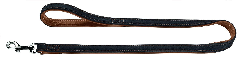 Hunter HT42985 Canadian Elk Leather Leash, One Size