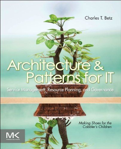 Architecture and Patterns for IT Service Management, Resource Planning, and Governance: Making Shoes for the Cobbler's C