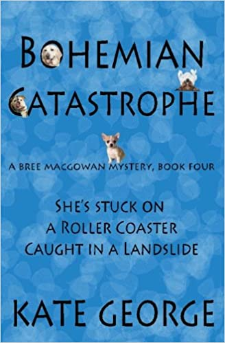 The Bohemian Catastrophe by Kate George travel product recommended by Kate George on Lifney.
