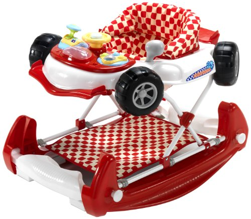 My Child Car Walker (Red) by My Child