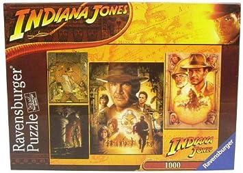 Ravensburger Indiana Jones – Puzzle (1000 Piezas): Amazon.es: Juguetes y juegos