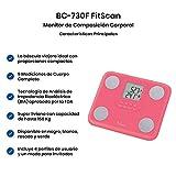 Tanita BC-730F FitScan Body Composition Monitor