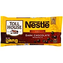 Toll House Dark Chocolate Morsels, 10 Ounce