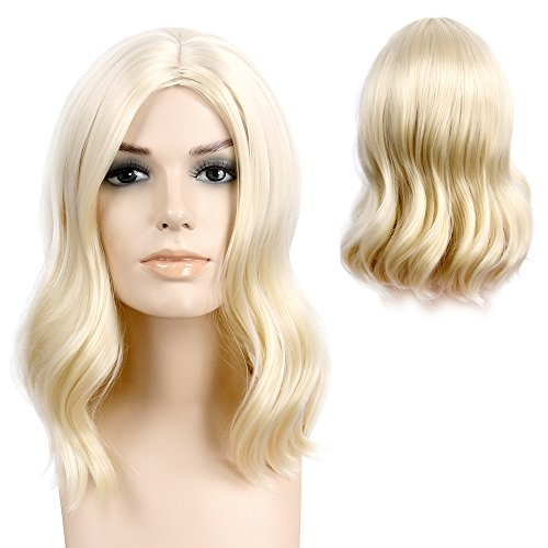 Length Curly Wig - 6