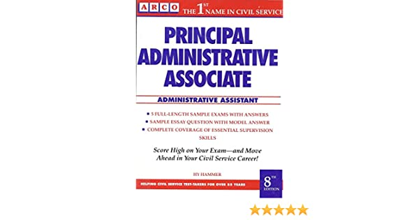 Administrative assistant-officer; the complete study guide for.