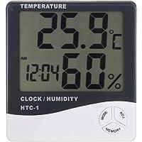 Termómetro Higrometro LCD Pantalla Medidor Temperatura