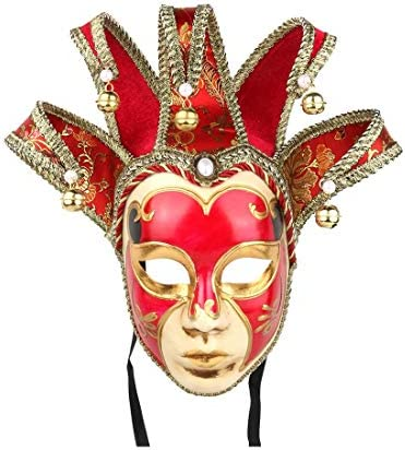Full Face Venetian Masquerade Women product image