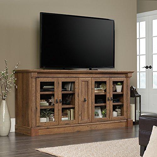 Sauder 422000 Palladia Credenza, Vintage Oak (Oak Vintage Tv)