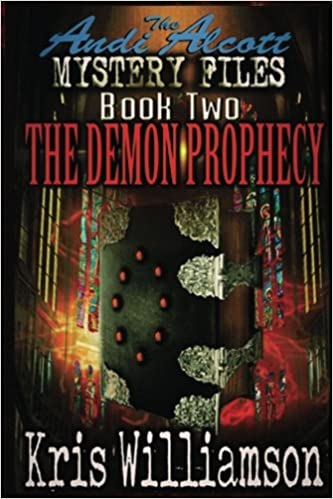 The Andi Alcott Mystery Files: The Demon Prophecy (Volume 2
