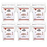 Augason Farms Regular Rolled Oats Emergency Food Storage 10 Pound Pail (6 Pail)