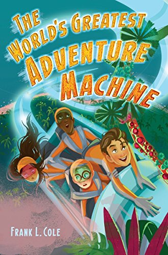 The World's Greatest Adventure Machine (Evil Machines)