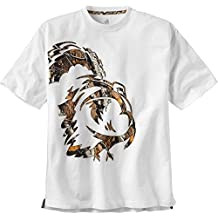 Legendary Whitetails Men's Camo Print Wild Turkey Short Sleeve T-Shirt