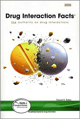 تحميل كتاب Drug Interaction Facts 2005.. 2nd edition.pdf