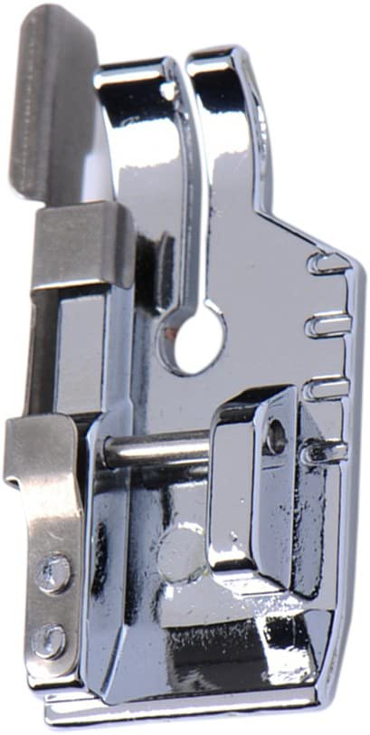 1//4 Quilting Foot with Edge Guide Presser Foot for Domestic Sewing Machine