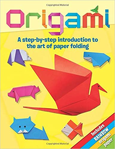 origami a step by step introduction to the art of paper folding