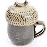 小石原焼 ヤママル窯 どんぐりカップ(小)取っ手付き