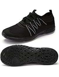Water Shoes-Quick Drying Mens Womens Water Sports Shoes Lightweight for  Water Sports Outdoor Beach cdf7c70c7c