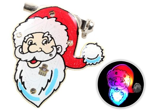 Pin Face Spilla Claus in Blink Blinky 57 Santa 65Y5wPq