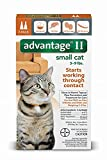 Advantage II for Small Cats (5 - 9 lbs, 2 Months Supply)