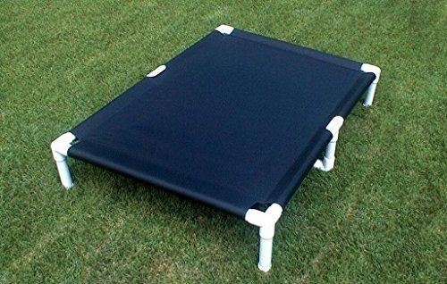 Orthopedic Pet Bed, Extra Large Waterproof Outdoor Black ...