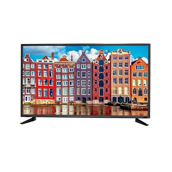 Sceptre 50″ Class FHD (1080P) LED TV (X505BV-FSR)