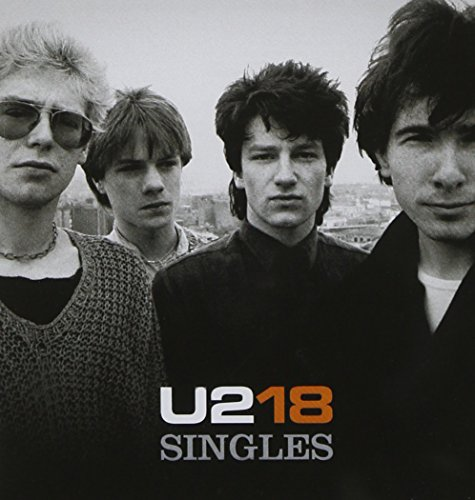 Image result for u2 18 singles new vinyl art