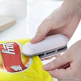 Amazon.com: creazy Herramienta de sellado portátil calor ...