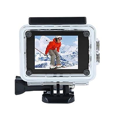 4K Remote Control Waterproof Digital Motion Camera HD 2 inch Outdoor Camera