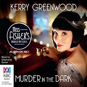 Murder in the Dark Audiobook
