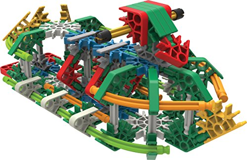 51tDk7xRxYL - K'NEX Imagine – Power and Play Motorized Building Set – 529 Pieces – Ages 7 and Up – Construction Educational Toy