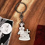 Holy Communion Communion Girl Key Chain - 96 count