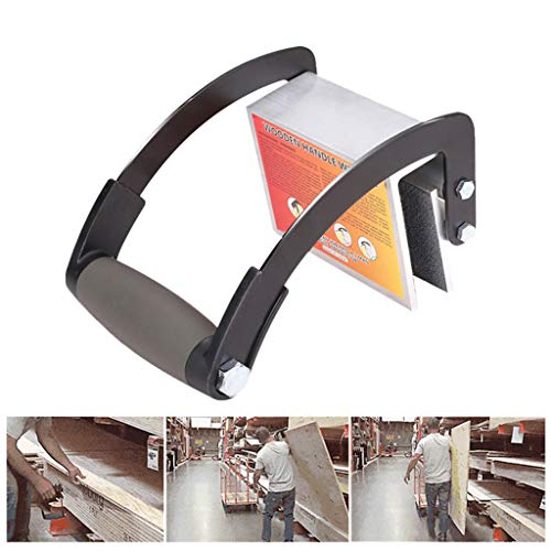 Cocal Easy Alloy Gorilla Labor Saving Gripper Panel Carrier Handy Grip Board Lifter Plywood Carrier Heavy Work HelpfulTool